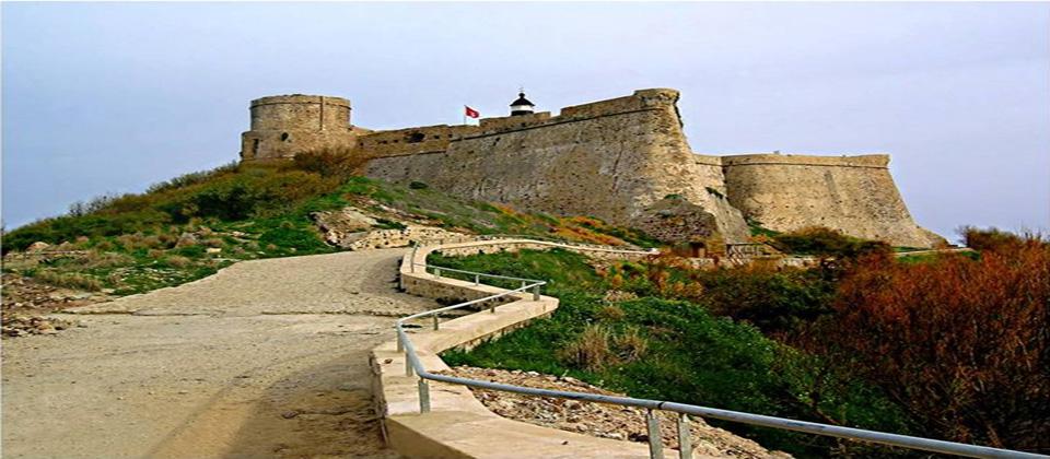 القلعة طبرقة